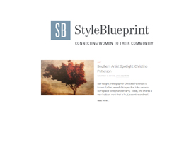 styleblueprint christine patterson article